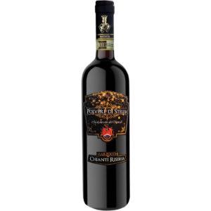 showroom.wine italian winery San Luciano chianti reserva docg 2018 polvere stelle
