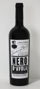 showroom.wine italian winery progetti agricoli Saverio Faro Nero d'Avola DOC 2020