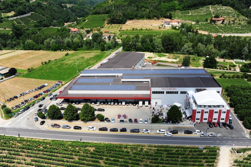 showroom.wine italian winery vallebelbo